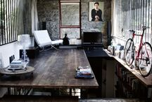 Interiors / by Charley