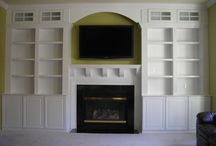 Built Ins / by Dawne Pace
