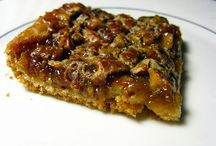 Desserts, Bar cookies and cake Recipes / by Tammy Campbell