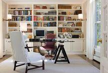 Home Office / by Patti Palilla