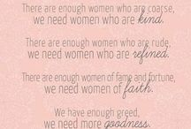 Godly Women / by Patti Reilly-Moore