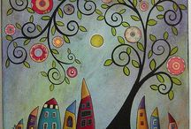 Art - Whimsy / by Beth Mills Foster