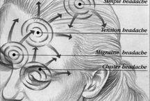 migraines / by Dollie Starich
