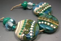 Lampwork bead artist I admire / by Tom Gronwall