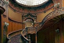 Stairways / by Echo Symmons