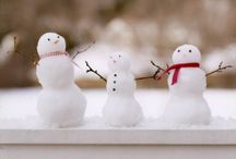 Frosty & Friends / by Michele Caine