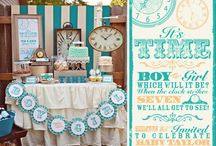 Gender Reveal Party Ideas / by Kara's Party Ideas .com