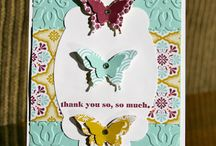 Stampin' Up Inspiration / by Steph Smith