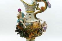 Tea and China / by Emeri Crawford