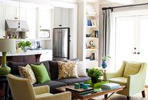 Family & Media Room Ideas / by Melissa G