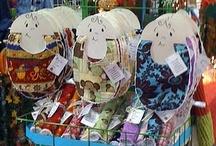 craft fair display ideas / by Judy