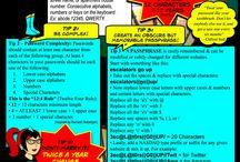 Infographics / Information, information, information / by Lynchburg Public Library
