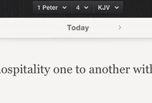 Daily Devotion / Verses that stood out to me during my devotionals.  / by Courtney Nylec