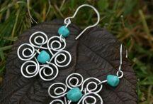 Jewelry i want to make / by Bobbi Schmelzer