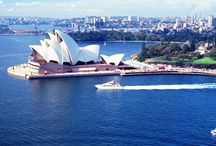 EXPERIENCE Australia / The panoramic and cultural layers of Australia, from the Outback and Great Barrier Reef, to the dynamism of Sydney and the graceful beauty of her harbour . This is our home. www.blackbookcommunications.com.au / by Black Book Communications