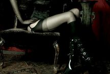 Gothic/Dark/Vampire Fashion / by Kelly Miranda