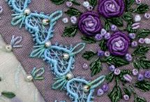 ✂ Crazy Quilt Embroidery Stitches / by jrachelle
