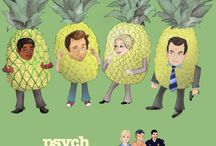 Psych!!! / I might be to addicted to psych I can quote almost all of Gus's names!  / by Annie DelCharco