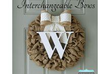 IDEAS & INSPIRATION ▲ wreathes / by JL Fondon