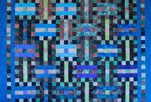 Kruusn Quilt Designs / Patterns for the Quilter on the GO! / by Linda Kruusi Mason