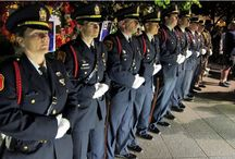 VBPD Honor Guard / The mission of the Virginia Beach Police Honor Guard is to conduct and support official ceremonies, memorial affairs, and special events representing the Department and the City of Virginia Beach to the highest standard.
