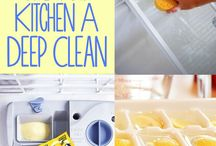 Clean It Up / by Persnickety Mama