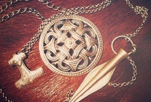 Celtic jewelry / by Lillith Pendergast