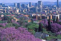 Pretoria South Africa / by Amelia
