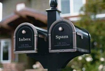 Mailboxes / by Karen Johnson