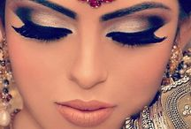 Eye Make Up / Enhance the beauty of your eyes with these tips. | Eye make up tips | Eye make up trends / by BollywoodShaadis.com