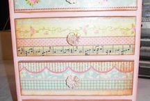 Kessler's Awful Shabby Chic Project / by Jane Garrity