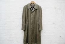 Men's Jackets & Coats / by BLITZ LONDON