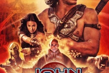 Disney give us a John Carter Sequel! / John Carter is a fantastic film that was unfairly trashed by critics and internet trolls.  It deserves to be seen as does a sequel.  The rest of the world has embraced the film (foreign box office alone is already $195 million dollars).  I encourage you to see it now or rent/buy the DVD/Blu-Ray.  The series of books it's based on deserve to be put on film - they influenced over 100 years of sci-fi/fantasy.  There would be no Star Wars without Edgar Rice Burroughs John Carter! backtobarsoom.com! / by Zilla Zilla