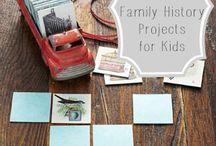 Family history / by Andrea C