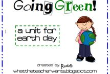 Content - Earth day & Recycling / by Tonya Richards