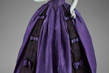 1850s-1860s CW Ball gowns  / by Ruth Horstman