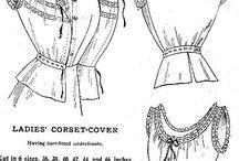 Sewing patterns etc 6 / by Imogheena Farandel