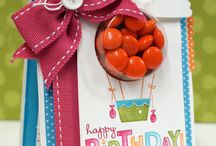 Stampin' Up - Birthday  / by Diana Crawford