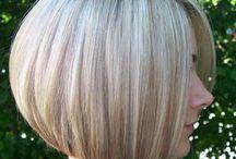 Hair styles / by Apryl Heidorn-Spencer