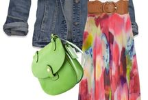 Summer Style (For Her) #WomensFashion / by Rashon Carraway | Mr. Goodwill Hunting