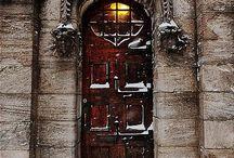 doors/gates / by Stephanie MacIntyre