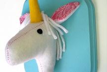Glitter and Unicorns / by Becky VanSleeuwen