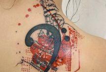 tattoo ideas / by Maria