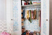 Closet Loving / by City Girl Vibe ♡Blog