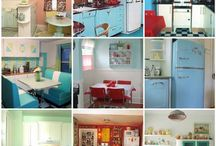 kitchen and Dining / by Sherry-Jane Thompson