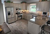 Kitchen remodel / by Ashley Calhoun