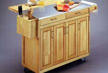 Kitchen Carts / by kitchen designs 2014 - kitchen ideas 2014 .