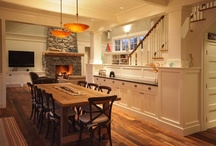 dining room ideas / by Leslie B.