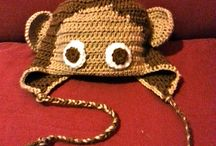 Cheeky Monkey Toque / by Annie Penny