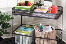 Get Organized  / by Stephanie Noordyke